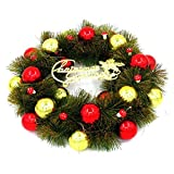 Christmas Wreaths Pine Needles Decoration Supplies Gift Perfect Accessory To Help Create A Festive Environment