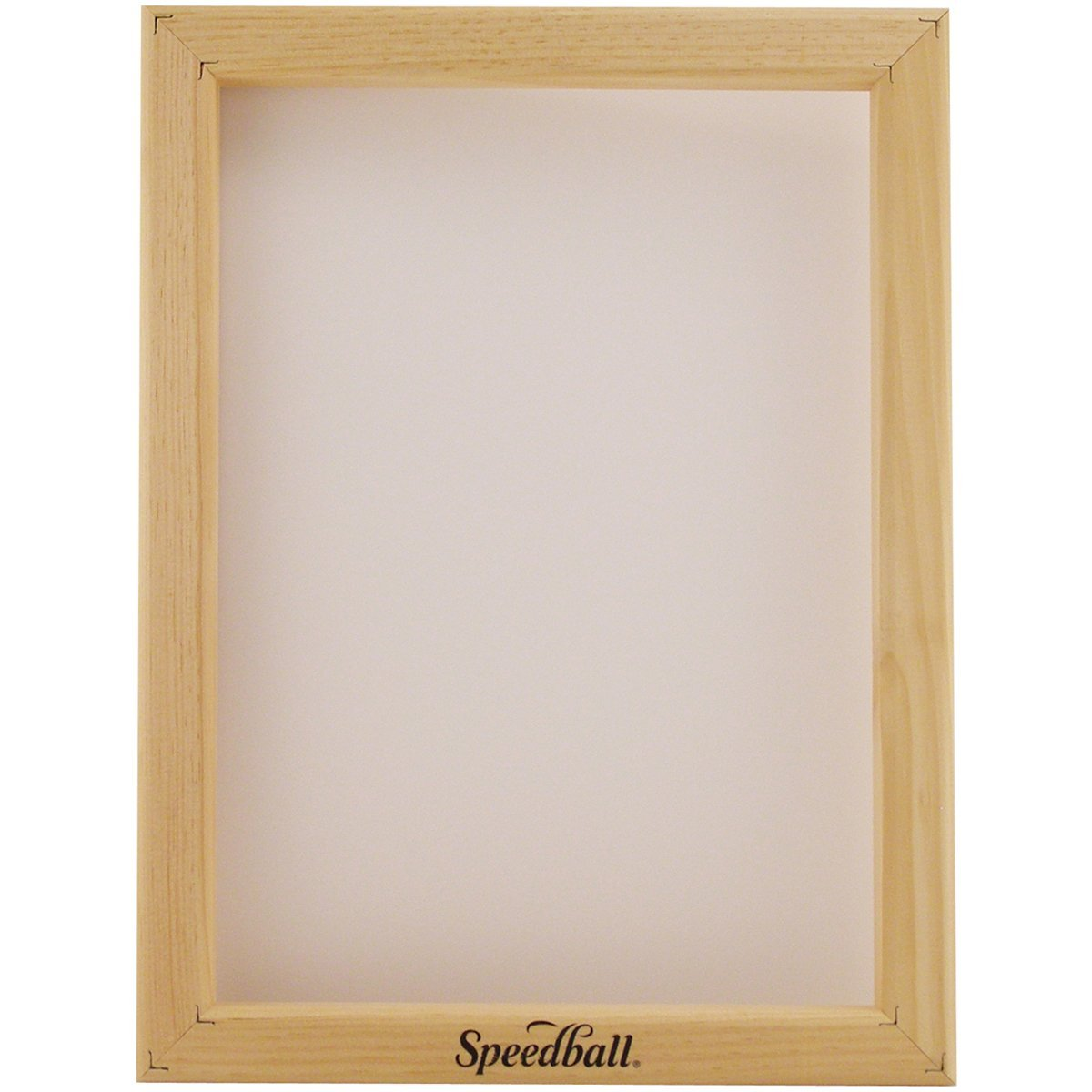 Speedball 110 Monofilament Screen Printing Frame, 10-Inch by 14-Inch