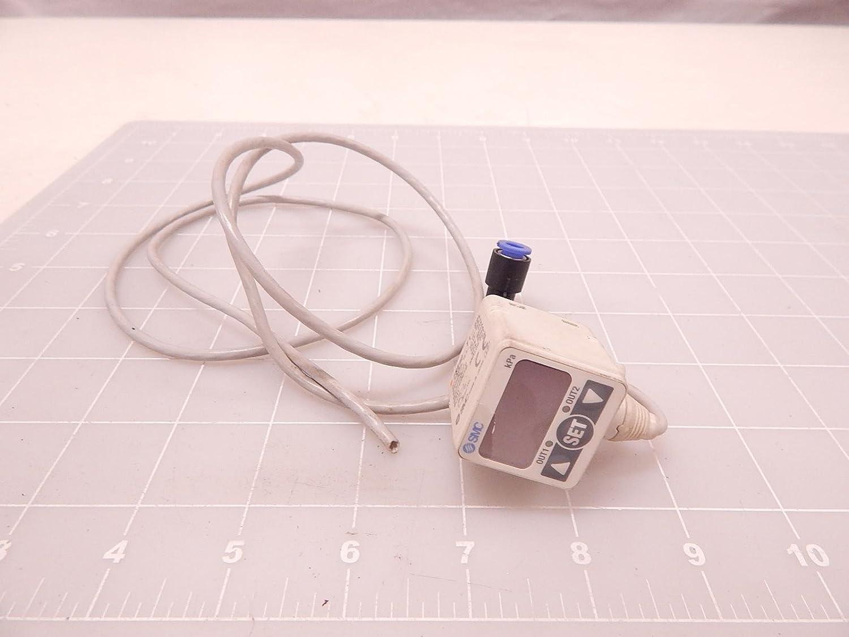 SMC ZSE40-T1-22L LED Readout High Precision Digital Vacuum Switch