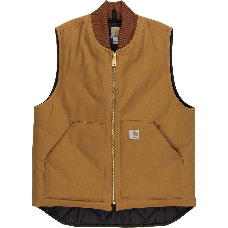 カーハート トップス ベスト Carhartt Duck Vest Men's Carhartt B yq4 [並行輸入品] B0719J3QDC XL