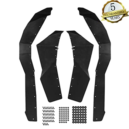 Amazon.com: KIWI MASTER Super Extended Fender Flares Compatible for 2017-2018 Can Am Maverick X3 X 3 Turbo Mud Flap Guards (Not Fit MAX XRS): Automotive