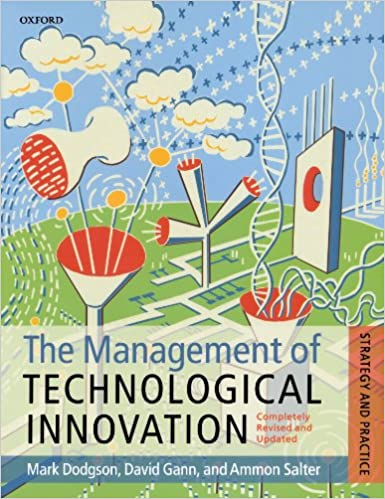 Amazon the management of technological innovation strategy and amazon the management of technological innovation strategy and practice 9780199208531 mark dodgson david m gann ammon salter books fandeluxe Gallery