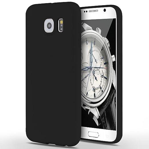 41 opinioni per Custodia Samsung Galaxy S6, Yokata Gel Silicone TPU Morbido Cover Elegant Ultra