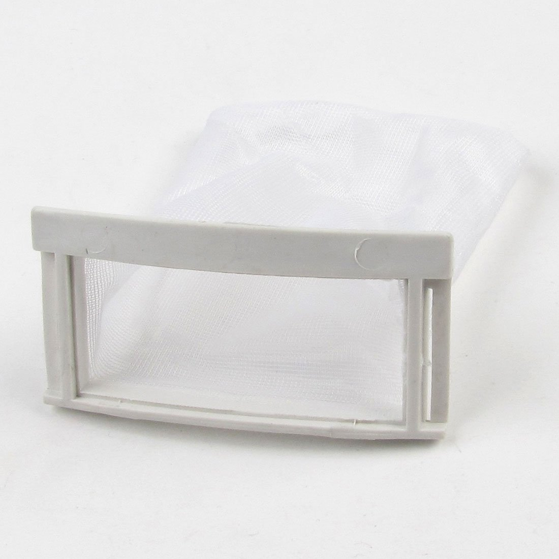 uxcell Nylon Waste Holder Mesh Filter Bag for Sanyo Washing Machine
