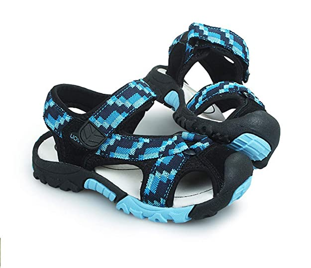 Tuoup Leather Sport Athletic Sandles Kids Girls Sandals for Boys