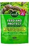 Envii Feed & Protect - Repelente de babosas y caracoles nutritivo para las plantas - Fertilizante respetuoso con mascotas y niños – 500g