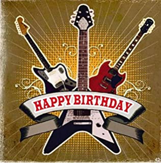 Geburtstagskarte Mit Musik 3868 042F Happy Birthday