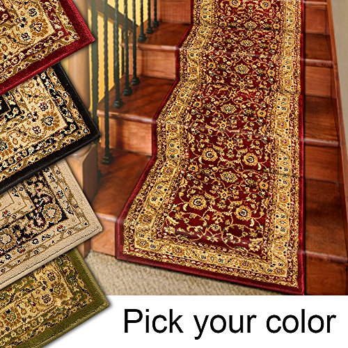 25 Stair Runner Rugs Marash Luxury Collection Stair Carpet Runners Red on oriental area rugs amazon