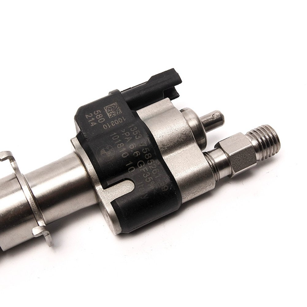 /09/13537565138/13538616079/apto para N54/135/335/535/550/750/650i 740i X6 Combustible Uno inyectores Boquilla 13537585261/