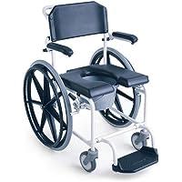 Ayudas dinamicas - Silla de ducha levina ruedas