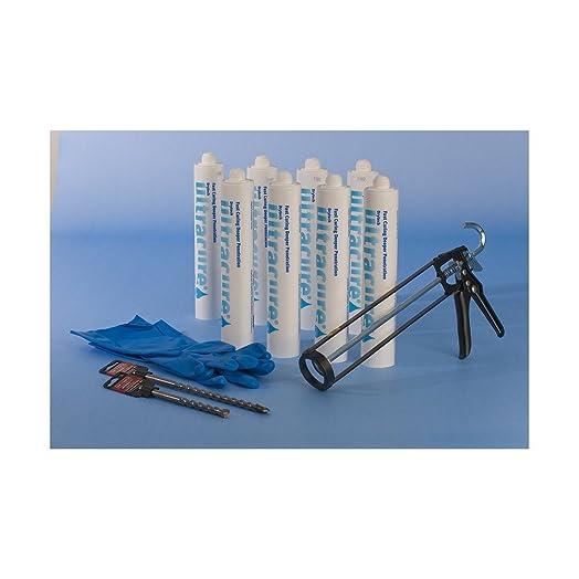 Diy damp proof dpc injection cream 380 kit amazon diy tools diy damp proof dpc injection cream 380 kit solutioingenieria Images