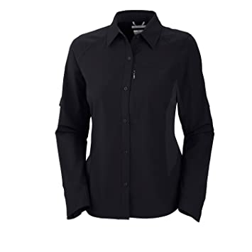 Amazon.com: Columbia Silver Ridge(tm) L/S Shirt: Sports & Outdoors