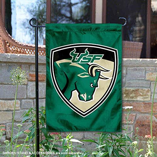- College Flags and Banners Co. South Florida Bulls Garden Flag