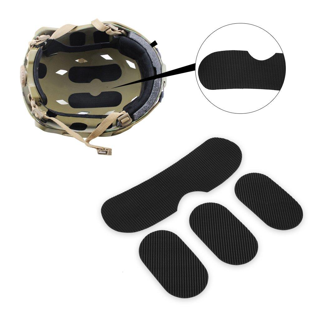 Taktische Helm Pad 13 Teile//Set Schaum Helm Pads Schnelle Helm DIY Schutzkissen EPP Schwamm Pad Set