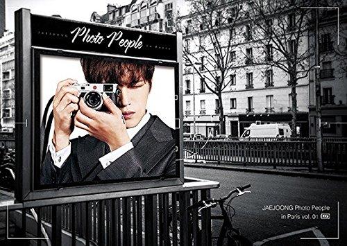JAEJOONG Photo People in Paris vol.01 [DVD] ジェジュン (出演)