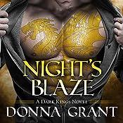 Night's Blaze: Dark Kings, Book 5 | Donna Grant