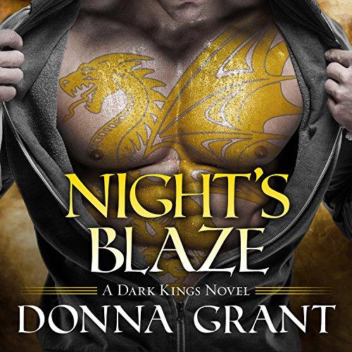 Night's Blaze: Dark Kings, Book 5