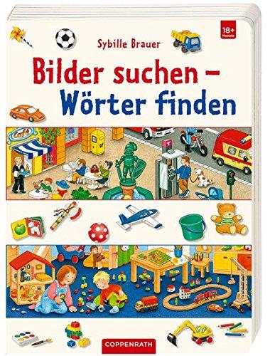 Bilder suchen - Wörter finden (Bücher für die Kleinsten)