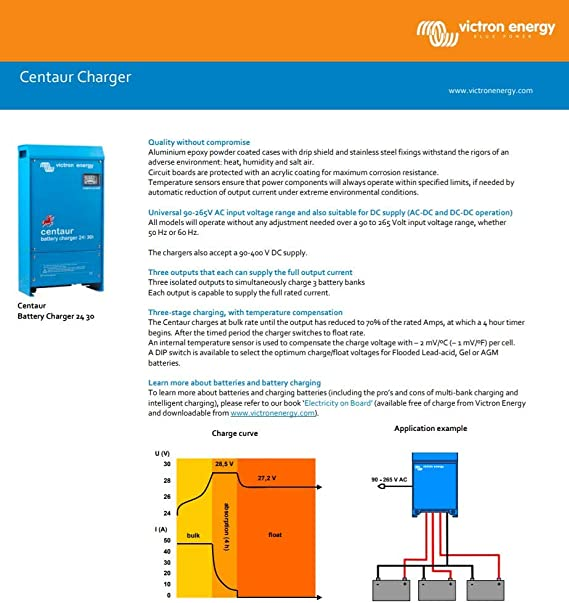 Victron Inverter Charger Wiring Diagram