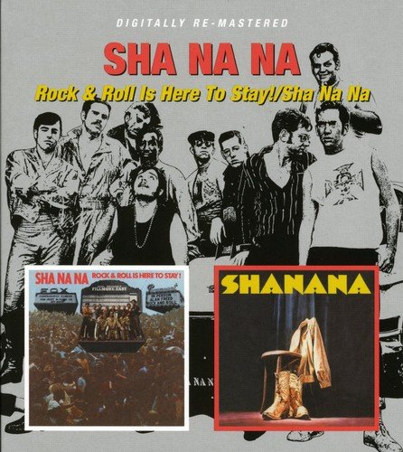 Sha Na Na -  Rock 'N' Roll Is Here To Stay/Sha Na Na by Blue Moon