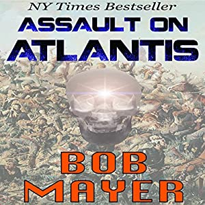 Assault on Atlantis Audiobook