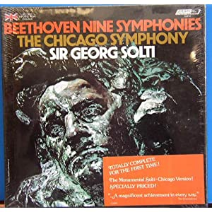 Beethoven Nine Symphonies-The Chicago Symphony-Solti