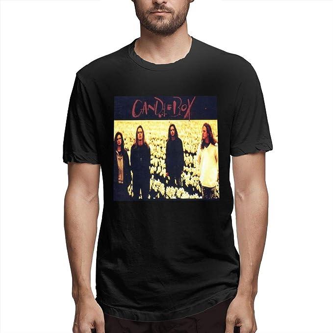 Black Men T Shirt Short Casual Sleeve I Want You Fashion Cotton Graphic Tee