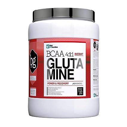 BCAAS GLUTAMINE 908g (Sandía)