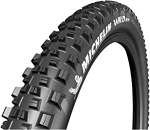 Michelin Tyres Mtb 27.5X2.60 Wildam Comp Tstlr Black