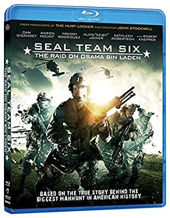 Amazon com: Seal Team Six Raid Osama Bin [Blu-ray]: Cam