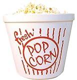 BIA Cordon Bleu Hand-Painted Porcelain Popcorn Bowl