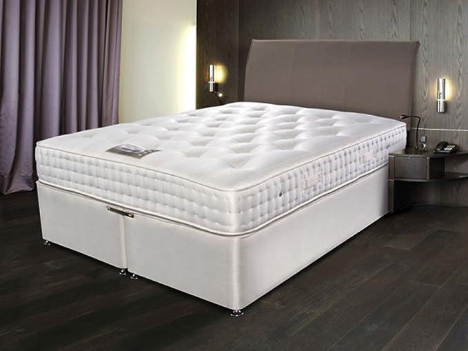 Sleepeezee Hotel - Colchón Supremo 1400 - medio/firme tensión, 90 x 190 cm: Amazon.es: Hogar