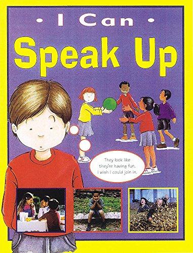 Speak Up (I Can)
