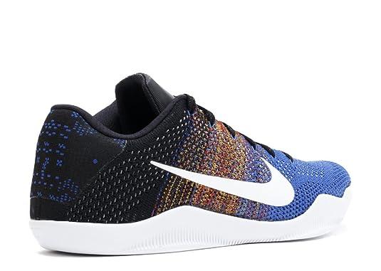 da5da4e979d Nike Kobe XI Elite Low BHM (Multi Color Game Royal-White) (10)  Buy Online  at Low Prices in India - Amazon.in