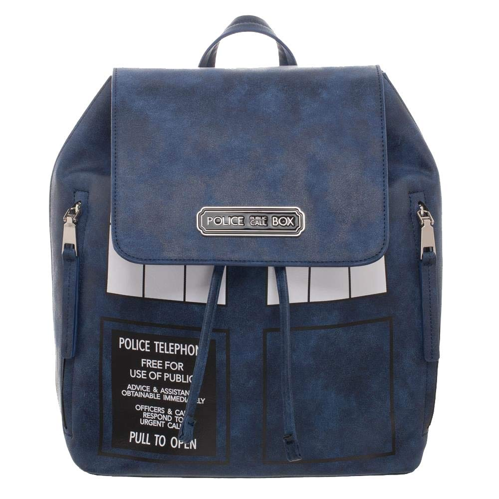Bioworld Merchandising   Independent Sales Mini Dr. Who Backpack