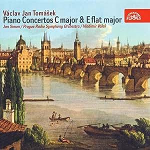 Piano Concertos in C Major & E Major