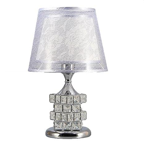 lámpara de mesa de cristal europeas lámpara de mesa de lujo ...