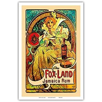 Mucha 1897 Blond  Alphonse Mucha Art Nouveau Vintage Poster Print