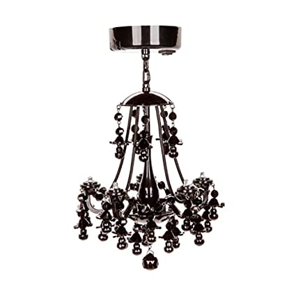 Amazon locker lookz locker chandelier black 1 piece locker lookz locker chandelier black 1 piece aloadofball Image collections