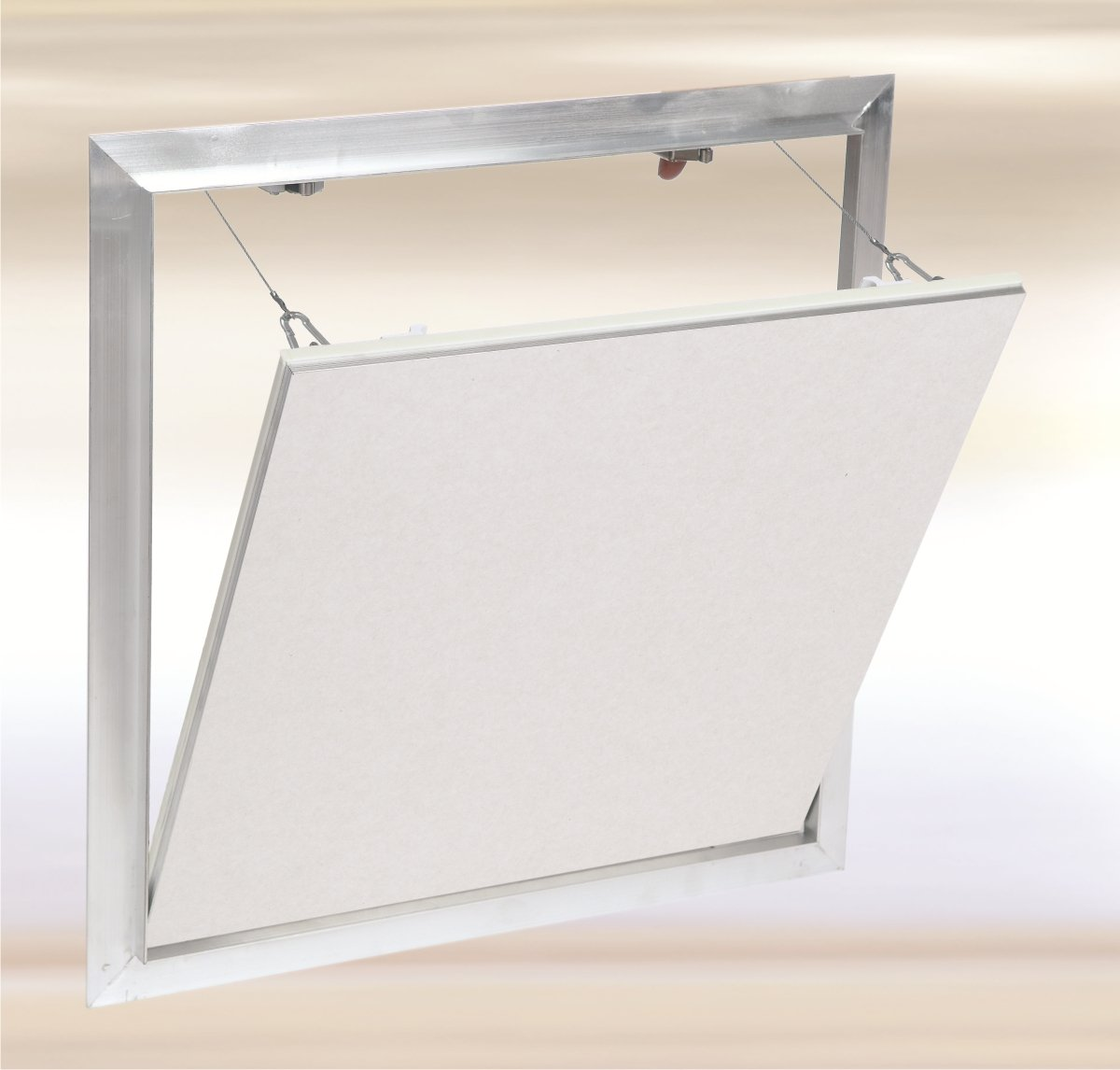 Attic Access Panel / Attic Hatch 30'' x 30'' for Icynene Classic Max for ceilings, with 5/8'' Drywall Inlay