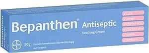 Bepanthen Antiseptic Soothing Cream, 50 grams