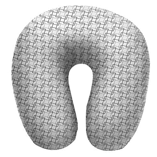 (Tapesly U-Shaped Pillow,11.8
