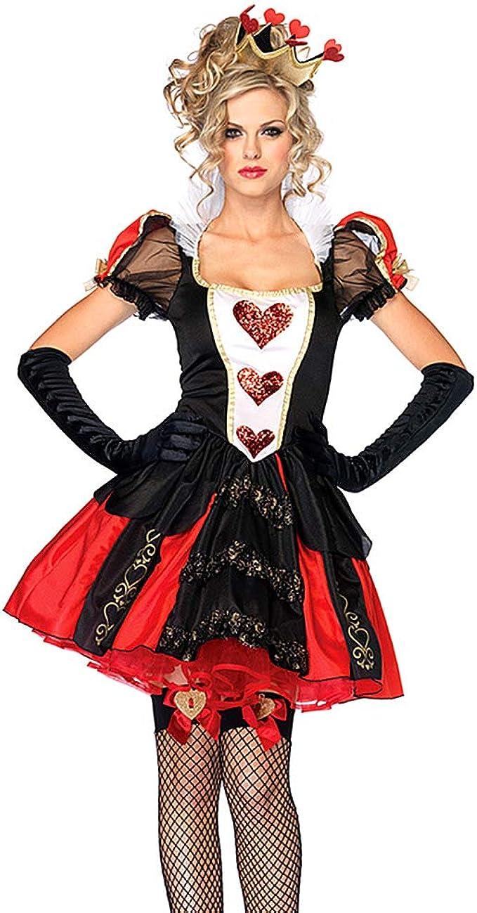 Disfraz de Alicia en el País de Las Maravillas, la Reina de los ...