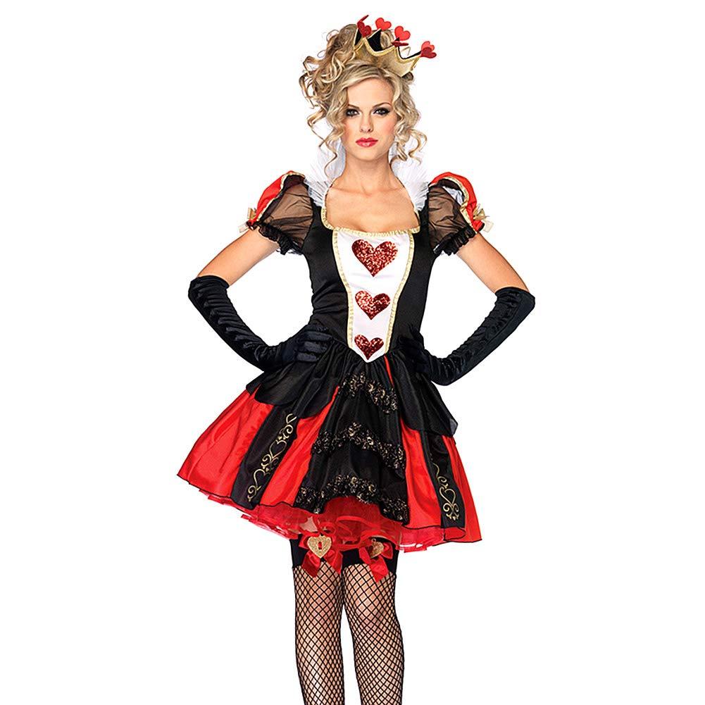 OuYou Disfraz de Alicia en el país de Las Maravillas de la Reina ...
