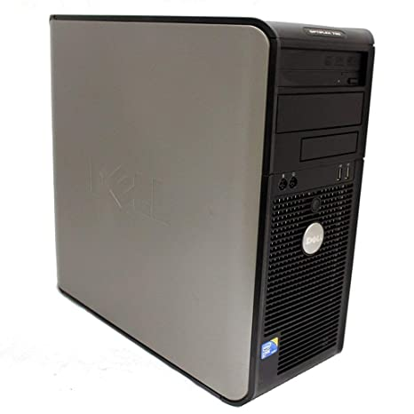 Dell Optiplex 760 Tower, C2D 2 93GHz, 4GB, 500GB, WiFi, HDMI, Windows 7  Professional (Renewed)