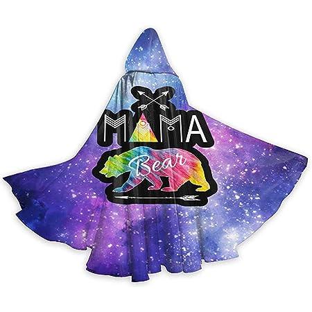 KDU Fashion Disfraz De Mago,Unisex Mama Bear Tie Dye Familia ...