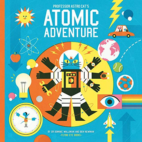 Professor Astro Cat's Atomic Adventure