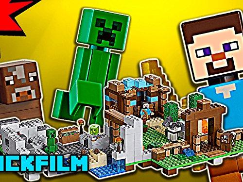 Clip: Crafting Survival - Brick Film