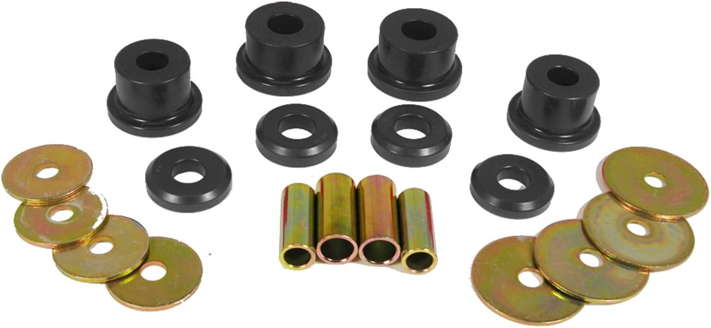 Prothane 14-101-BL Black Rear Subframe Bushing Kit