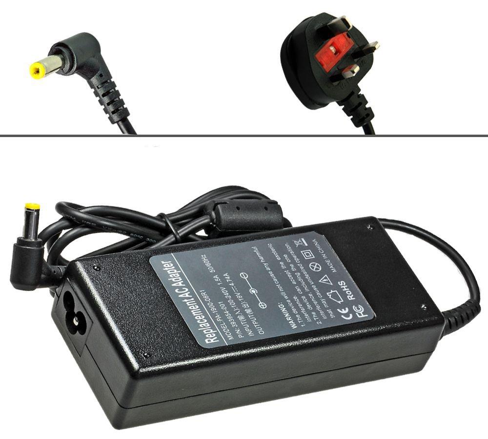 90W Cargador para HP Pavilion ZE5400 Series: ze5447LA ...